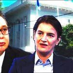 Zajedničko kod Vučića i Ane Brnabić je da NE VOLE SRBIJU