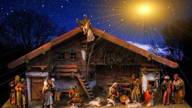 Srećno Badnje veče i Božić svima koji slave po gregorijanskom kalendaru