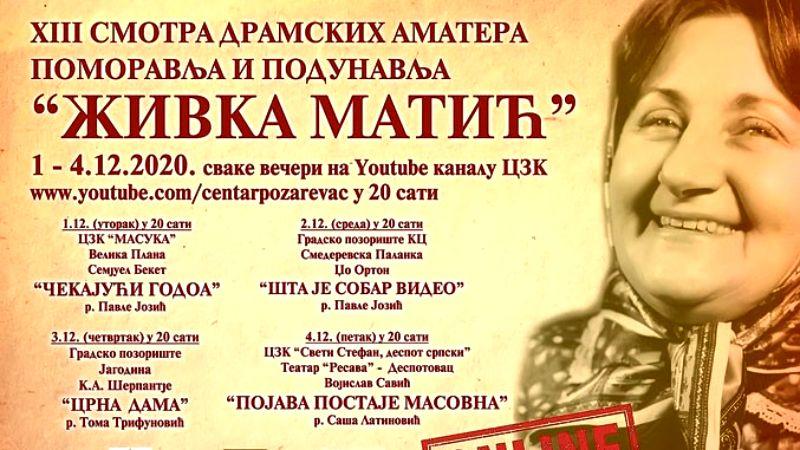 """""""Živka Matić"""" na jutjub kanalu"""