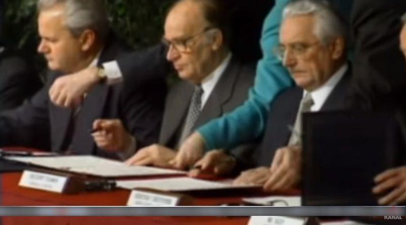 Danas je 25 godina od potpisivanja Dejtonskog sporazuma