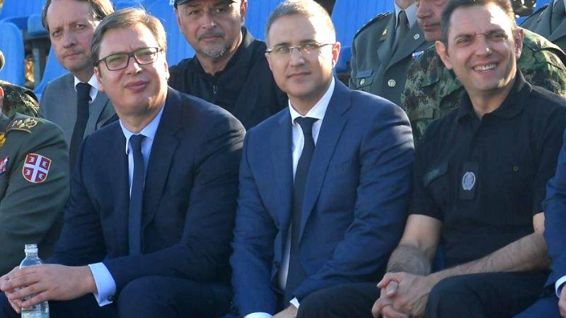 Stefanović: Ne veruju Belivuku kad priča o Vučiću, a veruju mu kad sam ja u pitanju