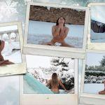 Instagram preplavile fotke potpuno golih žena u snegu (18+)
