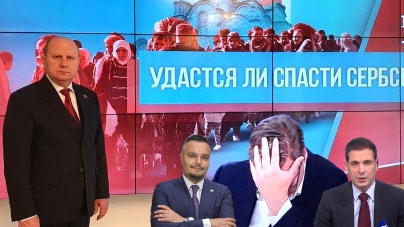 Da bi se odbranio od Mlađana Đorđevića Vučić ujedinjuje DSS i POKS? Miloš Jovanović sutra započinje sa postepenim gašenjem DSS?