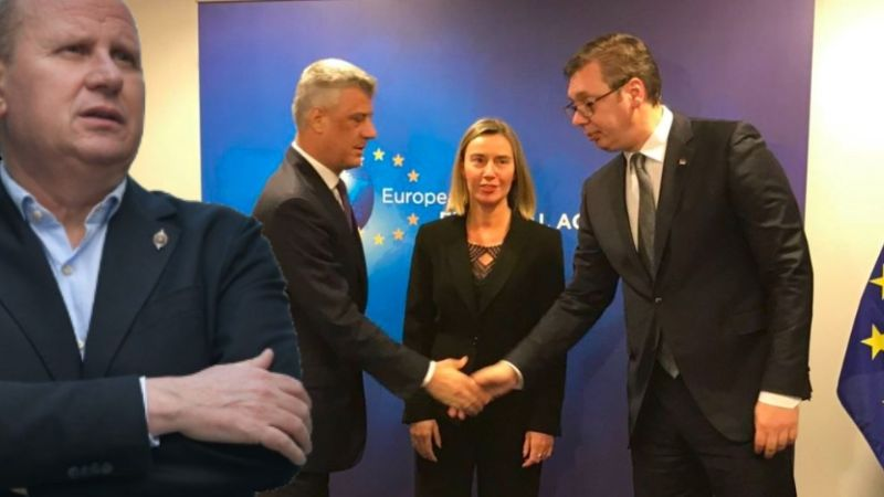 Đorđević: Vučić POTPISAO 48 SPORAZUMA sa tzv. Kosovom, neka ih sve pokaže javno!