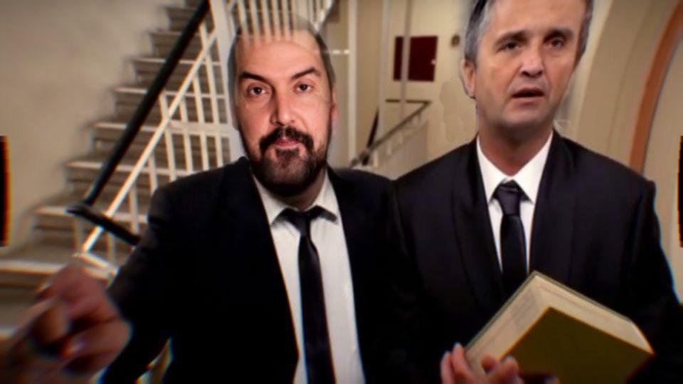 Milenković: Jehovini svedoci na srpski način