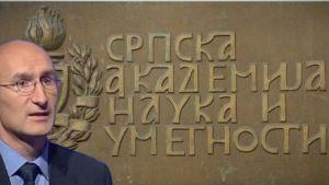 """Zašto protest ispred SANU? """"Prvi javni protest srpskog naroda protiv delovanja Srpske akademije nauka za njenih 180 godina postojanja"""""""