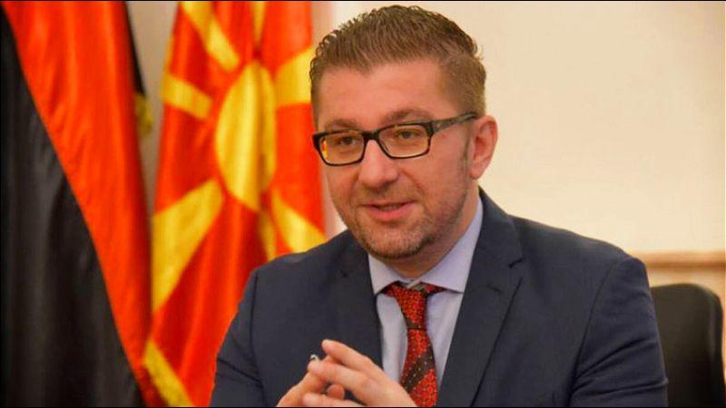 Mickoski zatražio vanredne parlamentarne izbore, Zaev odbacio zahtev