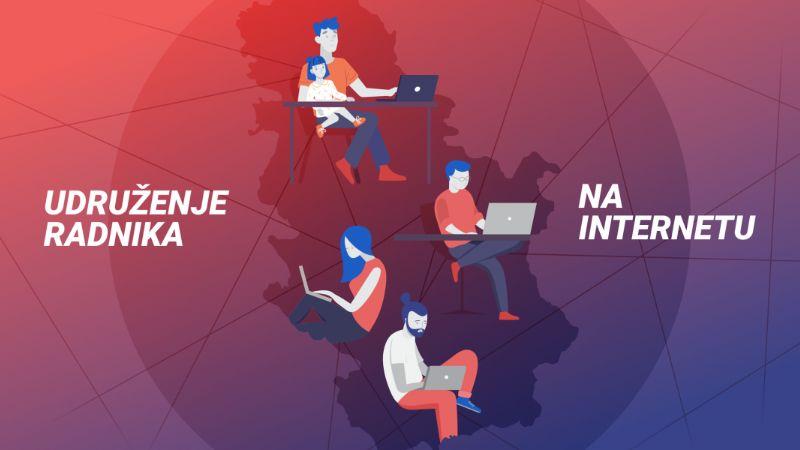 """Udruženje radnika na internetu: """"Predstavnici Vlade Srbije nisu usvojili naše zahteve i argumente"""""""