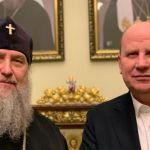 Đorđević sa mitropolitom Aleksandrom: Srpskoj patrijaršiji je mesto u Peći