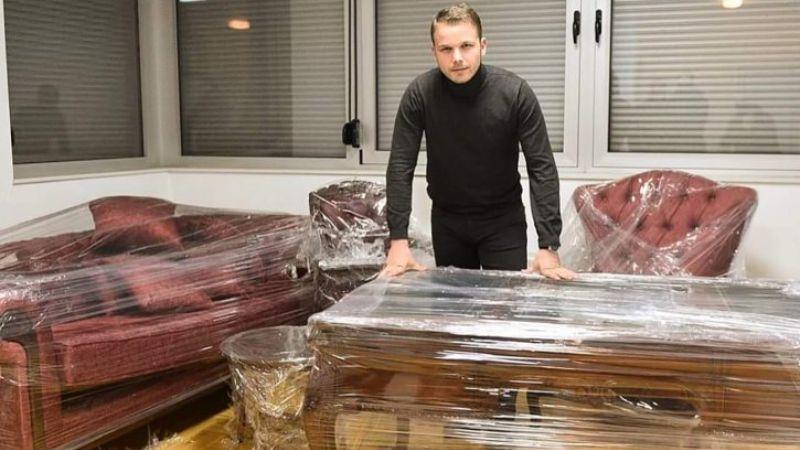 Stanivuković vratio nov nameštaj šefa Civilne zaštite: Neće mu više trebati, obračunaćemo se sa kriminalom!