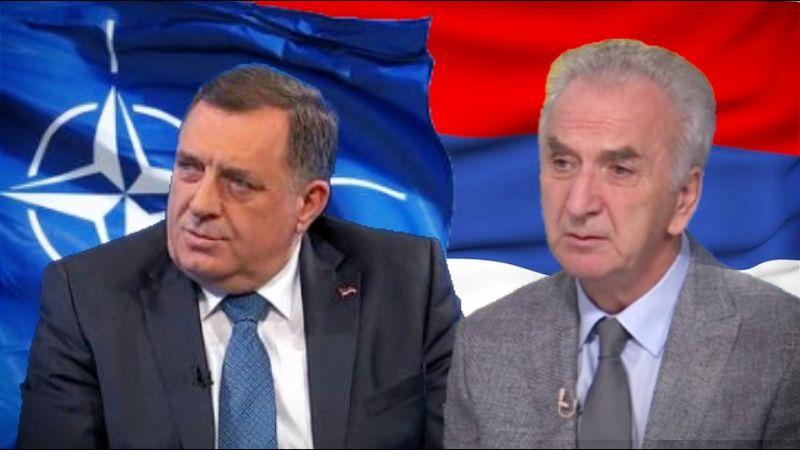 Šarović: Prihvatanje Programa reformi za NATO potvrda izdajničkog lica Milorada Dodika