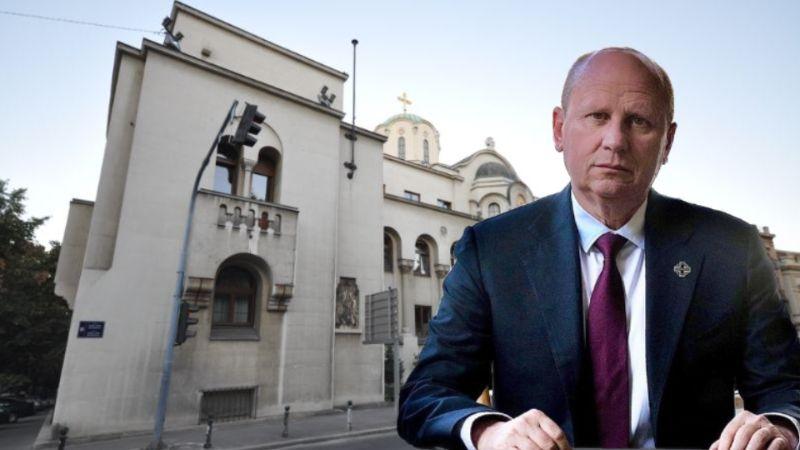 Đorđević: Uzme li Vučić crkvu pod šapu, moći će da izvedu veleizdaju, zato se meša u izbor patrijarha i pravi raskol u SPC