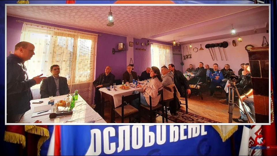 """""""Oslobođenje"""" obilazi Srbiju: Srbe, Hrvate, Mađare… sve nas muči isti problem – kriminal i izdaja"""