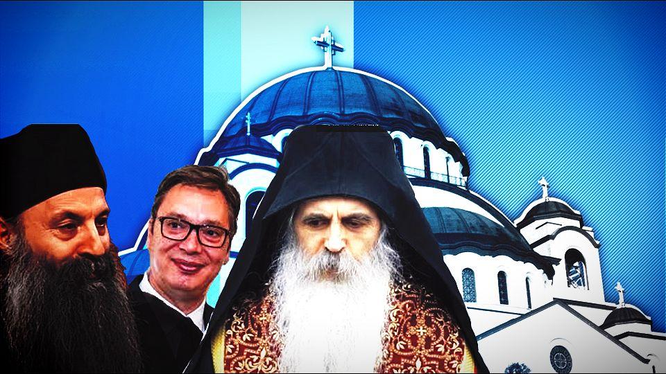 Artjomenko: Za konačnu izdaju Kosova predsedniku Srbije treba poslušni patrijarh