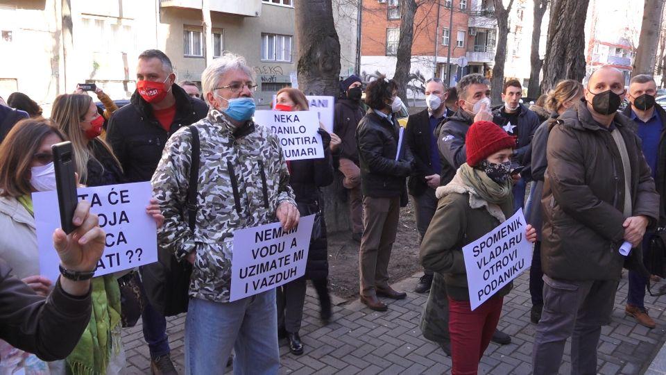 Mirko Popović (RERI): U vlasti je duboko ukorenjeno neznanje i lenjost a interesi investitora su ispred ljudskih prava