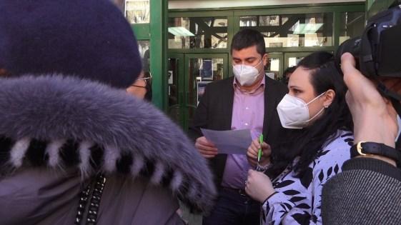Organizatori su pokušali da organizuju javnu raspravu prema spisku od 20 građana