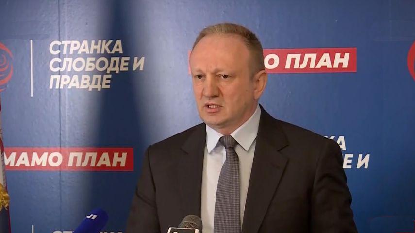 Đilas: Nećemo sarađivati sa opozicijom koja uđe u tela iz predloga EP