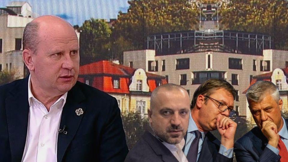 Đorđević: Da li je Vučić zbog para i povlačenja optužnice Radojičiću PRODAO 11.000 dokumenata vezanih za optužnice Tačiju i Haradinaju?