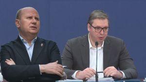 Đorđević: Vučić je lično odgovoran i za Belivuka i za svaku odsečenu glavu