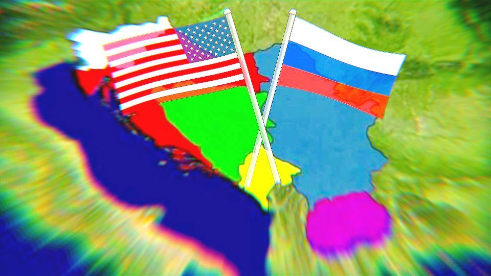 Bivši američki general najavljuje obračun SAD i Rusije na Balkanu