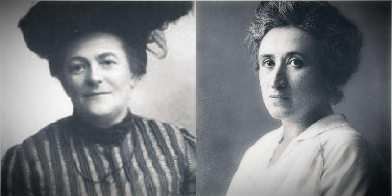 Žene koje su menjale svet: Klara Cetkin i Roza Luksemburg