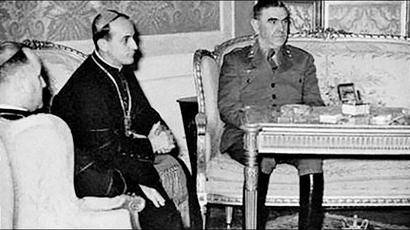 """Iz Stepinčevih pisma papi Piju XII: """"Ili će Hrvatska biti katolička zemlja, ili neka nestane"""""""