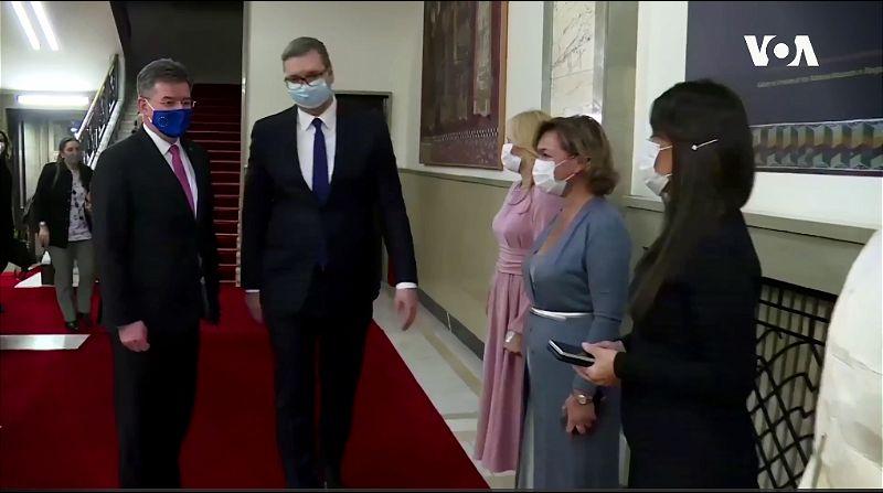 Nakon posete Lajčaka: Vučićeve prazne parole i kako upakovati priznanje Kosova?