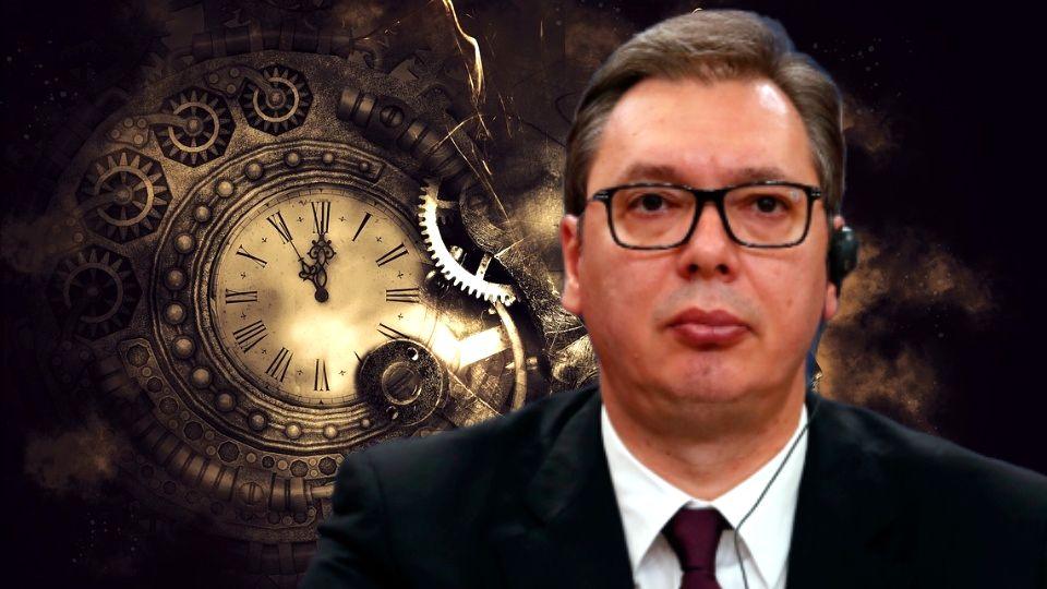 Uplašenom i razvlašćenom Vučiću ostao samo jedan adut za trgovinu zarad ostanka na vlasti