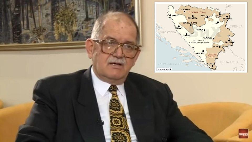 Darko Tanasković: Propovedanje o građanskoj državi vodi ka cepanju BiH