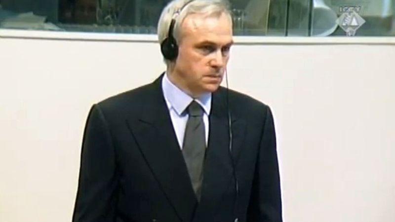 """Završna reč odbrane: Stanišić stupio u kontakt s CIA 1991 i bio """"pouzdani sagovornik"""" te službe"""