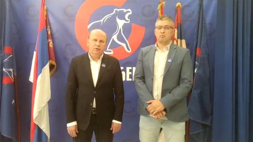 BIA podnela krivičnu prijavu protiv Dumanovića; Dumanović: BIA služi Vučiću da nas zastrašuje