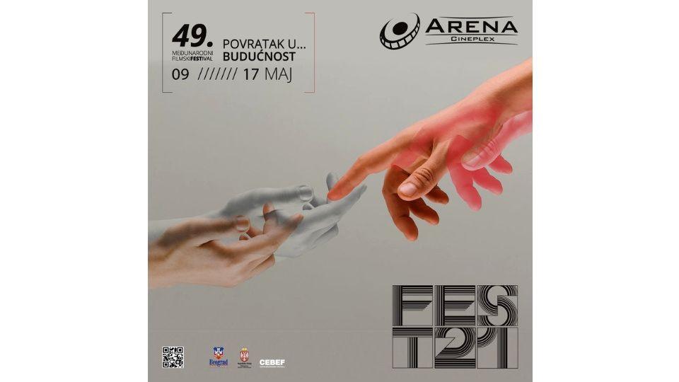 49. FEST u Areni Cineplex od 9. do 17. Maja