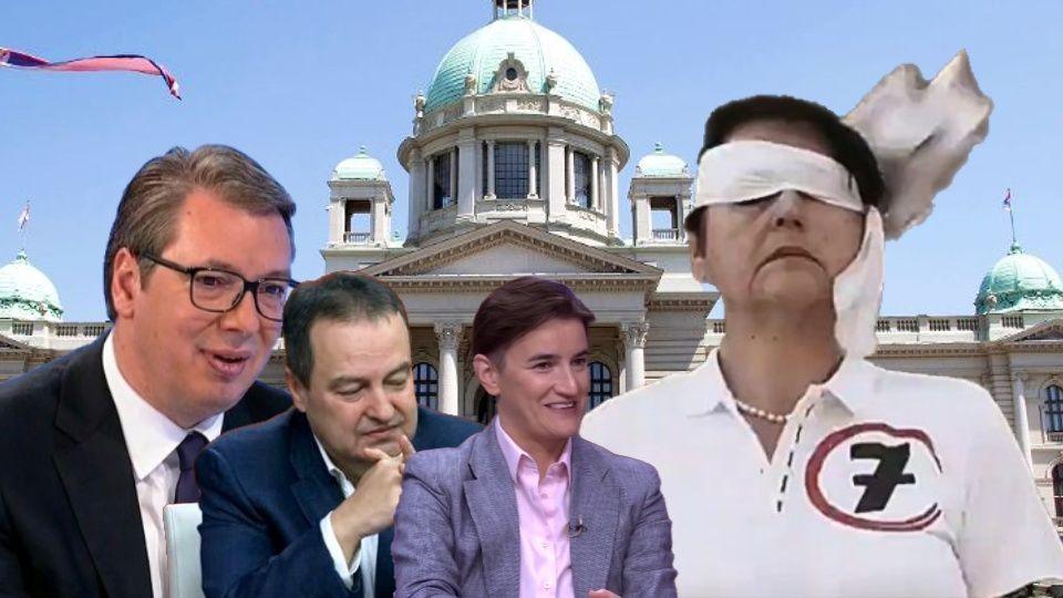 Skupština usvojila Zakon o rodnoj ravnopravnosti po ugledu na Hrvatsku: GENERALKE, NOSILJE I TRENERKE, vodičica/vodičkinja, vatrogaskinja/vatrogasilja