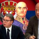 Đorđević: Da ustanu Karađorđe i Miloš, ne bi se Vučić nanosio glave