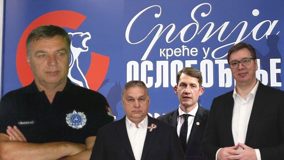 Kosanović: Vučić, Orban i Pastor prave MAĐARSKU AUTONOMNU OBLAST u Vojvodini