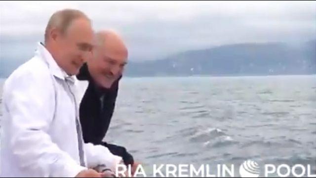 Drugi dan razgovora Putina i Lukašenka povodom presretanja irskog aviona (VIDEO)