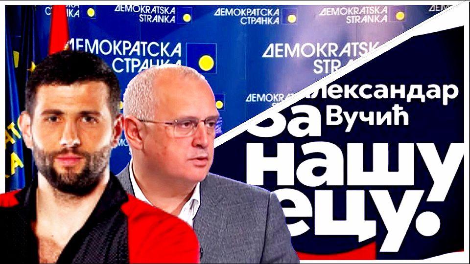 Vesić jedini glasao protiv Šapića na GO SNS