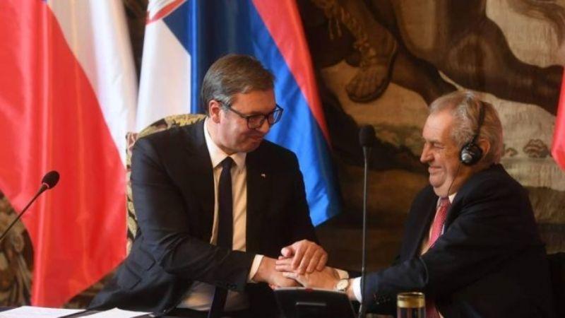 Predsednik Češke Miloš Zeman izvinio se Srbiji za NATO bombardovanje 1999. godine