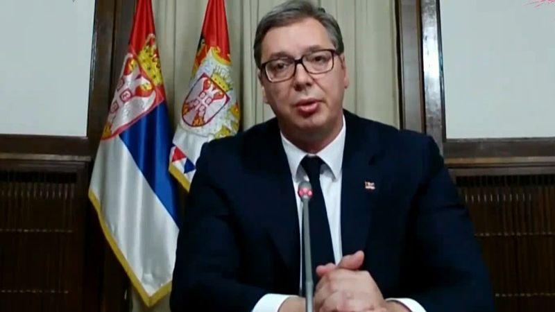Vučić na sednici Saveta bezbednosti UN: Ni Srbija ni srpski narod nisu osuđeni (VIDEO)