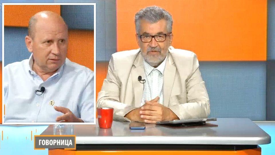 Perić: Đorđević je najkontraverznija figura na našoj političkoj sceni, rodoljub protiv koga su svi, od Jelene Milić do Bebe Popovića, Vučića i Đukanovića