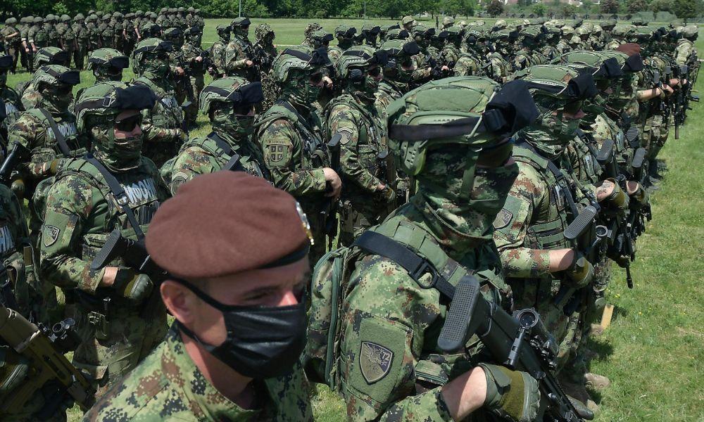 Vojska Srbije u Africi zajedno sa Francuskom, Švedskom, Češkomi Estonijom