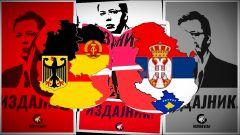 """Otadžbina: Vučić se sprema da nemački plan za Kosovo predstavi kao svoju """"veliku pobedu"""""""