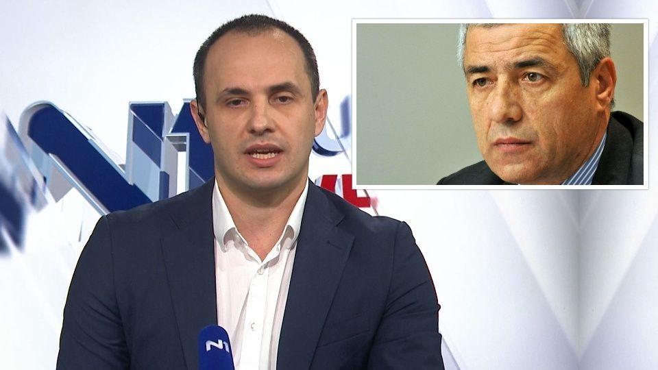 Aleksandar Ivanović: Znali smo da je Oliveru nameštena lažna optužnica kako bi ga sklonili iz politike