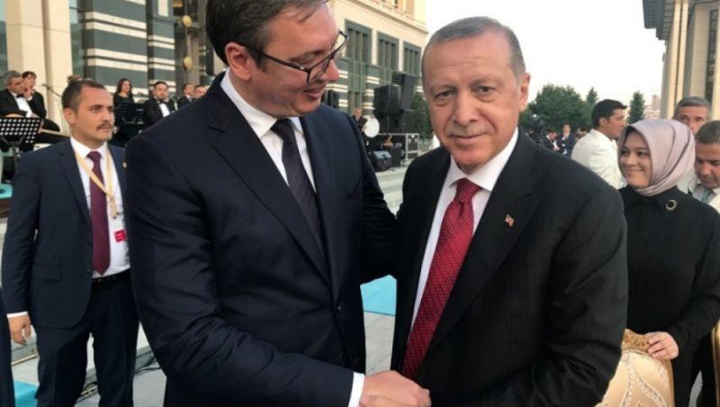 Vučićev prijatelj Erdogan: Radim na povećanju broja zemalja koje priznaju Kosovo