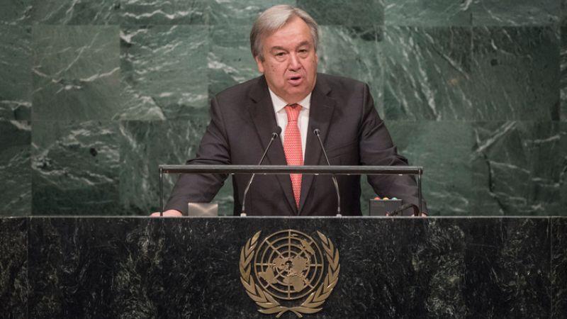 Gutereš: Svet se suočava sa uraganom humanitarnih kriza
