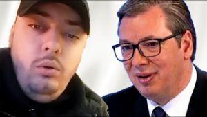 KRIK objavio Belivukov iskaz tužiocu: Vučić mi je tražio razne usluge, član sam SNS od 2011.