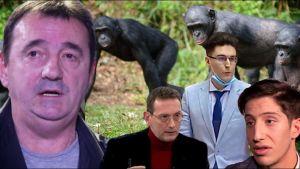 Naprednjaci imaju taktiku tri mudra majmuna: ne vide, ne čuju, ne govore, ništa mimo partijske direktive