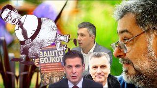 """Ova trojica su PREPOZNALI VIZIJU i poljubili Vučića u """"čajni kolutić"""". Svako ko misli da se bori protiv režima, njih mora da izbaci iz kombinacije"""