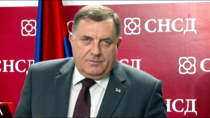 Dodik: Srpski poslanici neće prisustvovati sutrašnjoj sednici Predstavničkog doma parlamenta BiH