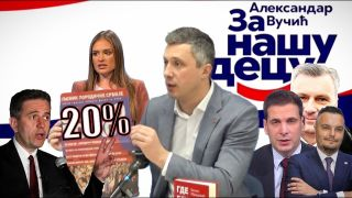 "Boško pravi koaliciju ""Ujedinjene patriote"" i osvaja 20 posto! ANALITIČAR POTVRDIO BOŠKOV USPEH NA IZBORIMA"